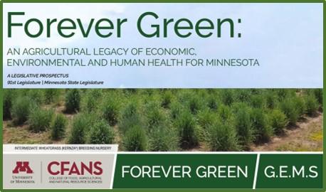 Forever Green prospectus header