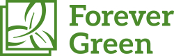 Forever Green green horizontal logo
