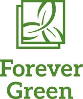 Forever Green green vertical logo
