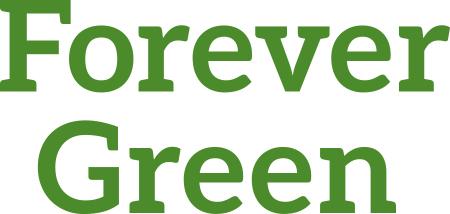 Forever Green green wordmark