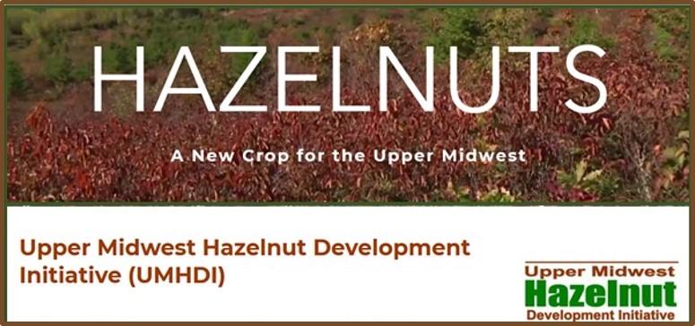 Upper Midwest Hazelnut Development Initiative
